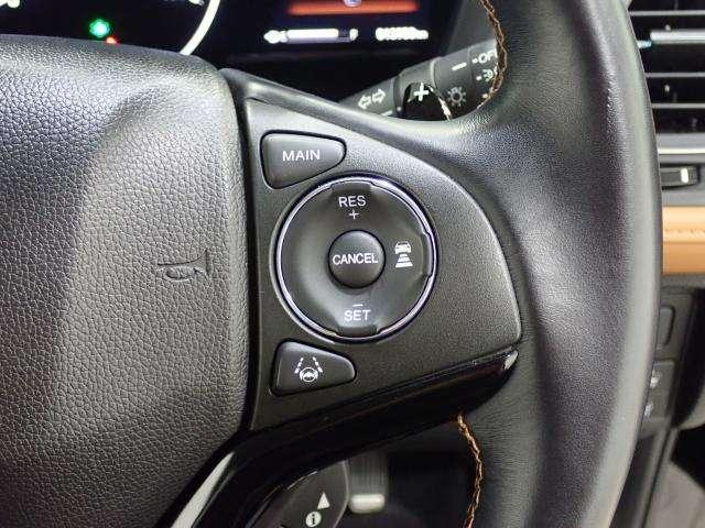 ハイブリッドZ・ホンダセンシング ギャザズメモリーナビVXM-187VFEI リアカメラ フルセグ ミュージックラック Bluetoothオーディオ LEDヘッドライト シートヒーター ETC クルーズコントロール(13枚目)