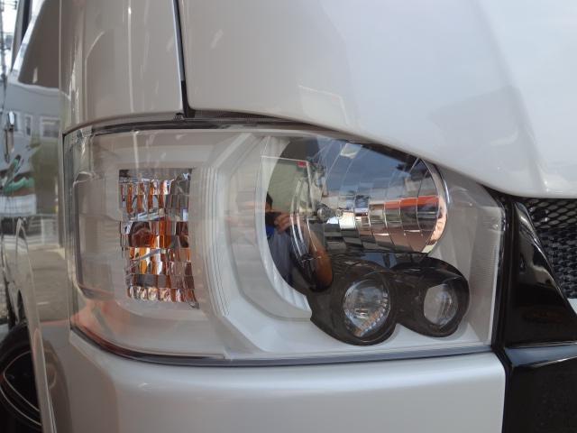 トヨタ ハイエースバン ダークプライム415コブラフルエアロKIT18AW