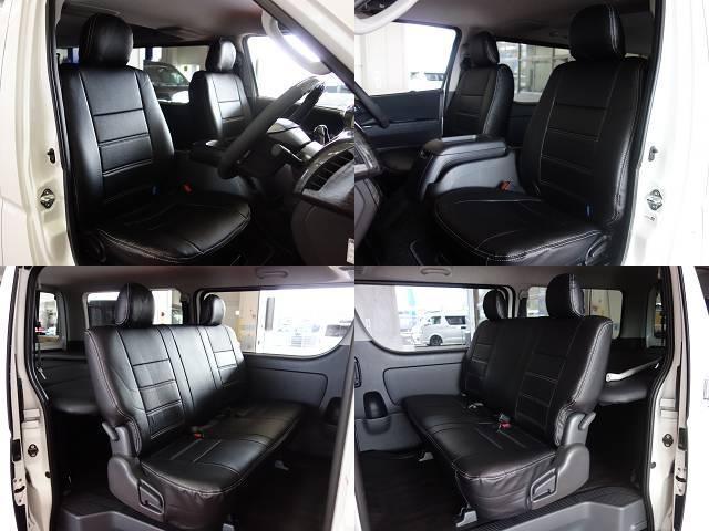トヨタ ハイエースバン 2.0 スーパーGL ロング TSS付ファミリーパッケージ