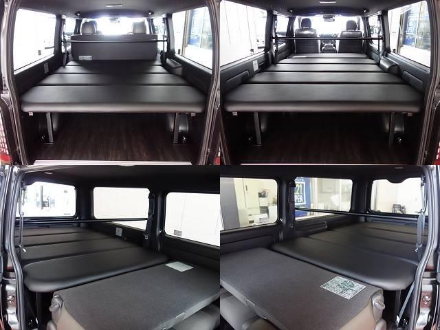 50周年特別仕様車4WDナビ床張りベットKIT装着済み(16枚目)