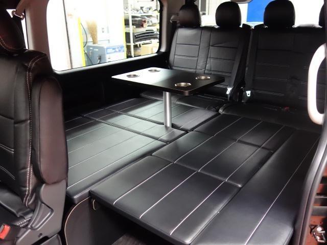 ワゴンGLR1シートアレンジ床張りツインナビ装着済み(18枚目)