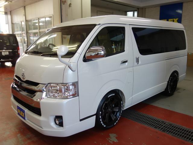 「トヨタ」「ハイエース」「ミニバン・ワンボックス」「東京都」の中古車8