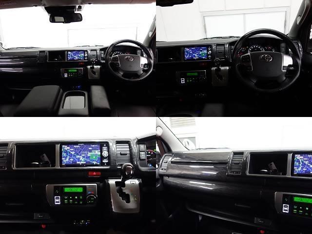 GL アレンジR1シートツインナビFFヒーターサブバッテリー装備(18枚目)