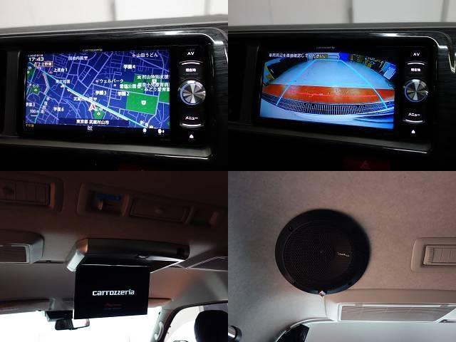 GL アレンジR1シートツインナビFFヒーターサブバッテリー装備(19枚目)