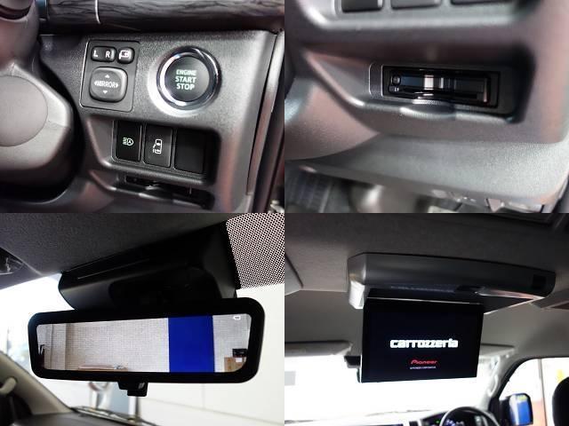 GL ワゴンGL4WDオリジナル17インチアルミ1.15インチローダウンオリジナルシートカバーオリジナルスポイラーオーバーフェンダーパイオニア製SDナビフリップダウンモニター装着済み(18枚目)