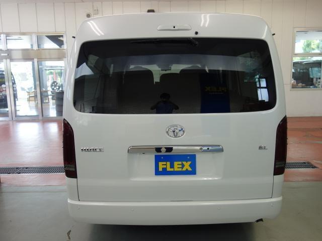 GL FLEXオリジナルVer5シートアレンジ施工フルフラットシート対面シート可能パイオニア製SDナビフリップダウンモニターETC2.017インチアルミローダウンフロントスポイラーオーバーフェンダー装備(6枚目)