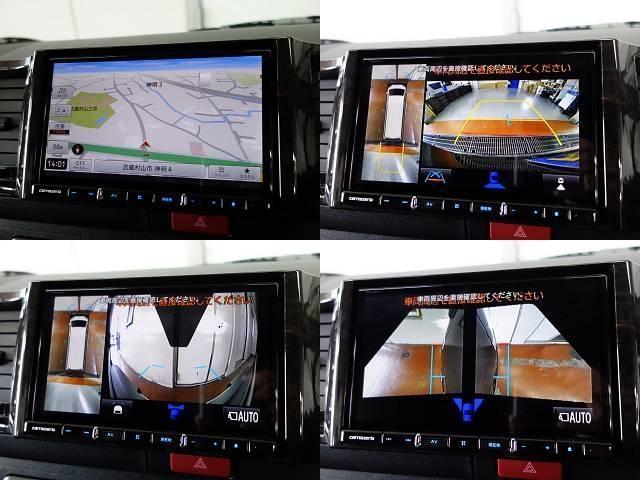スーパーGL ダークプライムII ロングボディ TRDバンパーLEDライト付きエクストリームJ16インチアルミオープンカントリー16インチタイヤオリジナルLEDテールライト社外8インチナビフルセグ対応バックカメラデジタルインナーミラー装備(16枚目)