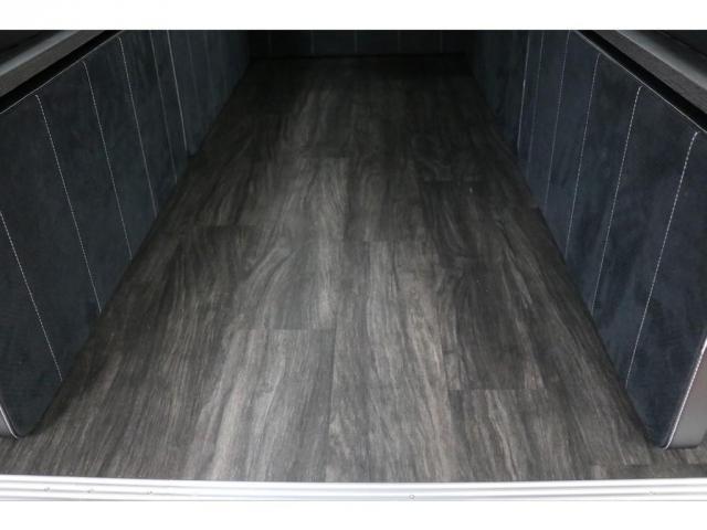 スーパーGL ダークプライムII フレックスオリジナルVer4ベットKITリア全面床張り施工済みオリジナルフロントスポイラー玄武1.5インチローダウンKITオリジナル16インチアルミナスカータイヤ16インチオリジナルLEDテール装備(19枚目)