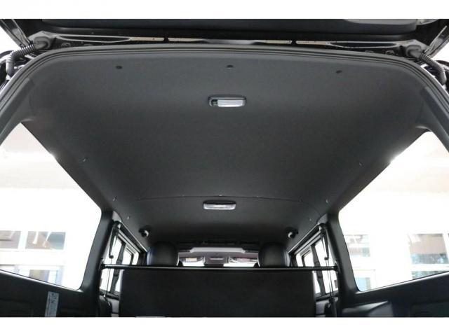 スーパーGL ダークプライムII リア全面床張り施工済みオリジナルベットKITタイプII高さ調整機能付きオリジナルフロントスポイラーオリジナル17インチアルミナスカータイヤ17インチ玄武2インチローダウンKITバンプラバー交換済み(18枚目)