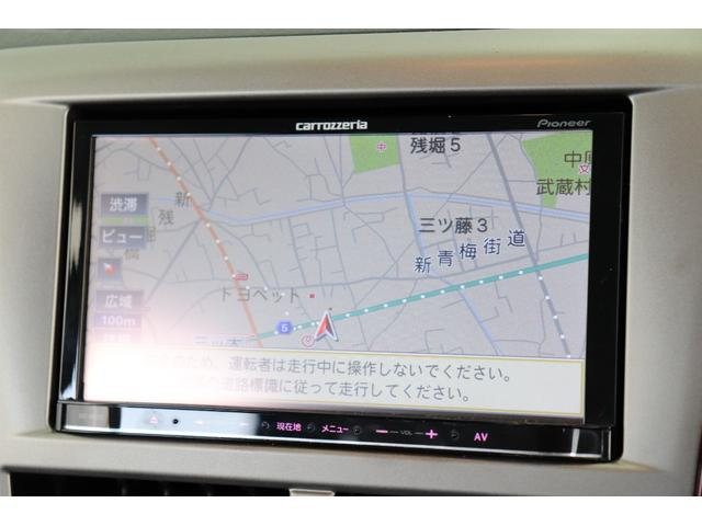 2.0XS  ワンオーナー カロッツェリア製SDナビ TV(15枚目)