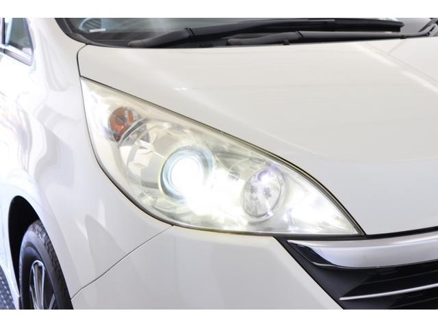 ヘッドライトは明るいHIDヘッドライト!夜道も明るくサポートしてくれます。