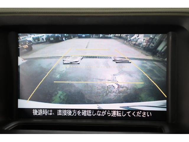 バックカメラ搭載で駐車時もサポートしてくれます。