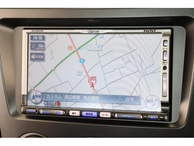 WRX STiクラリオン製HDDナビ日本精機製3連メーター(16枚目)