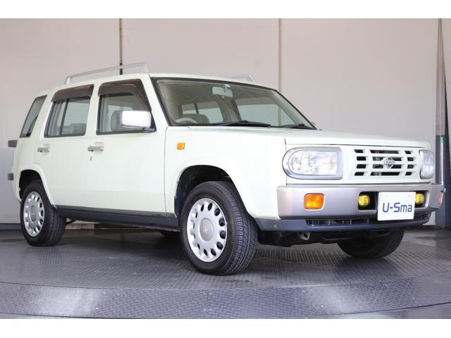 タイプII背面タイヤカバー付A/T車ルーフレール内装ベージュ(4枚目)
