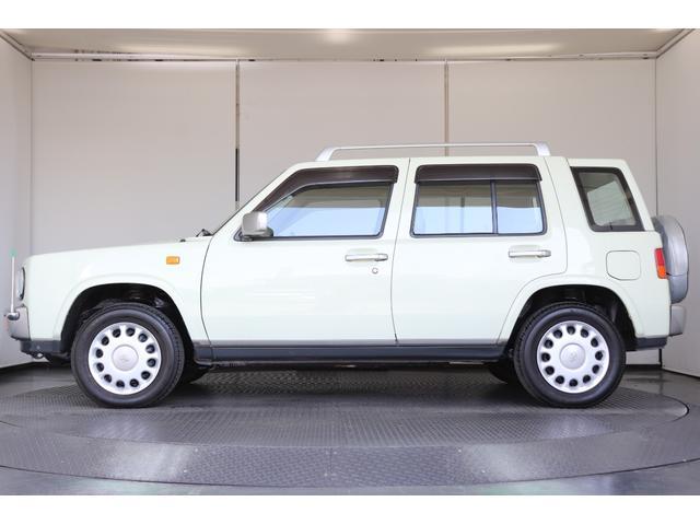タイプII背面タイヤカバー付A/T車ルーフレール内装ベージュ(6枚目)
