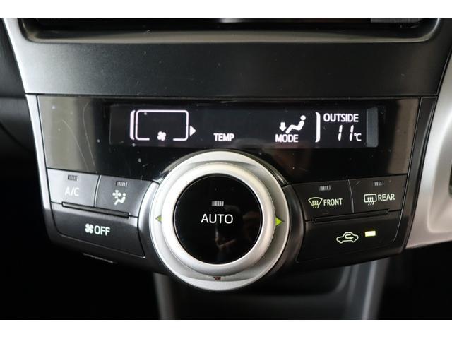 エアコンは便利なオートエアコン機能付き!