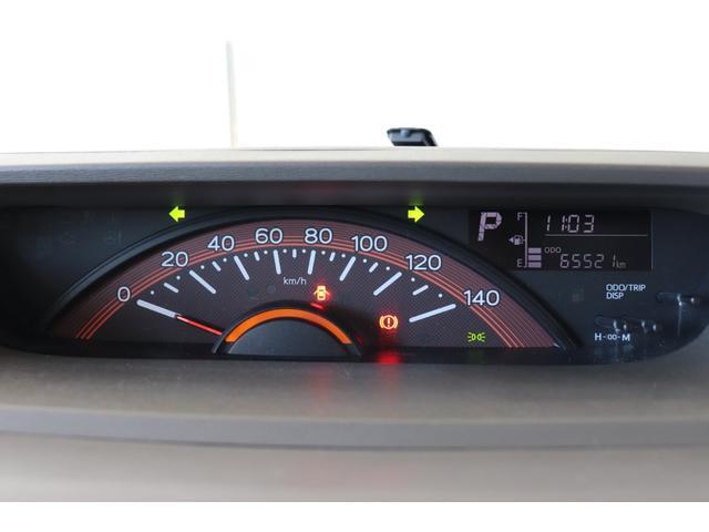 視認性の高いメーターパネルです。走行管理システムにより実走行確認済みです。