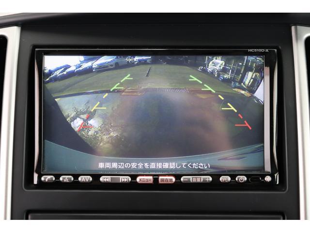 駐車にも安心のバックカメラ