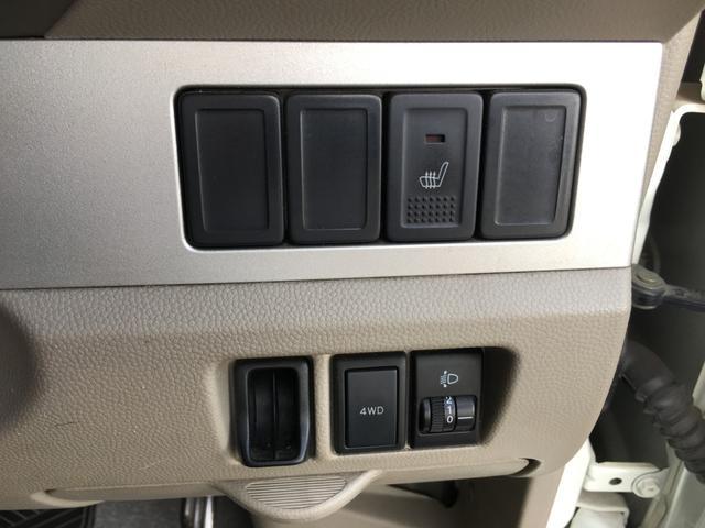 JP 4WD AT ETC シートヒーター ドアバイザー(10枚目)