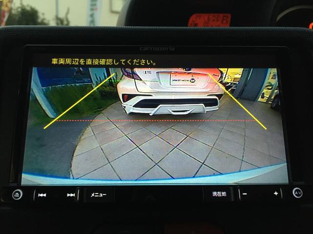 X セーフティセンス 社外ナビ フルセグ Bカメラ ETC(9枚目)