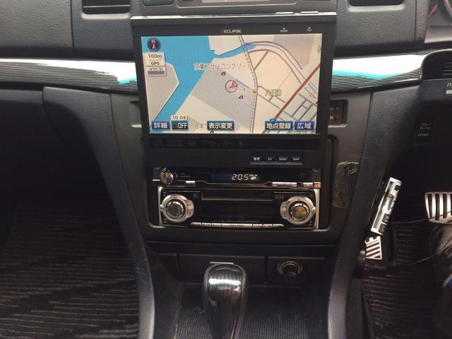 トヨタ マークIIブリット 2.5iR-S Jエディション HDDナビ バックカメラ