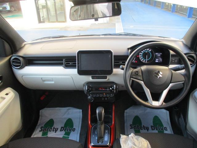 スズキ イグニス ハイブリッドMX セーフティーパッケージ装着車