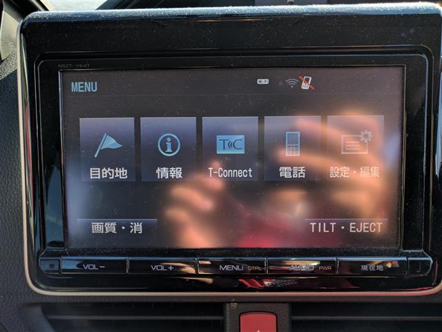 トヨタ エスクァイア Gi 両側パワスラ 後席モニター ワンオーナー メモリーナビ