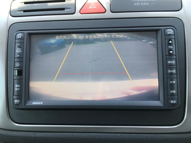 トラック&フィールド 4WD HDDナビ フルセグTV バックカメラ ETC MTモード付AT オートライト HIDライト フォグライト 純正アルミホイール キーレス スペアキー(5枚目)