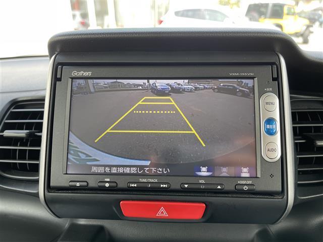 G・Lパッケージ 純正メモリーナビ ワンセグTV バックカメラ 左側パワースライドドア ETC ステアリングリモコン スマートキー(4枚目)