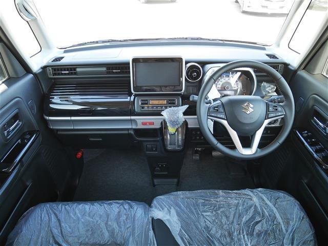 ハイブリッドXS 届出済み未使用車 両側パワスラ 衝突軽減ブレーキ LEDヘッドライト(2枚目)