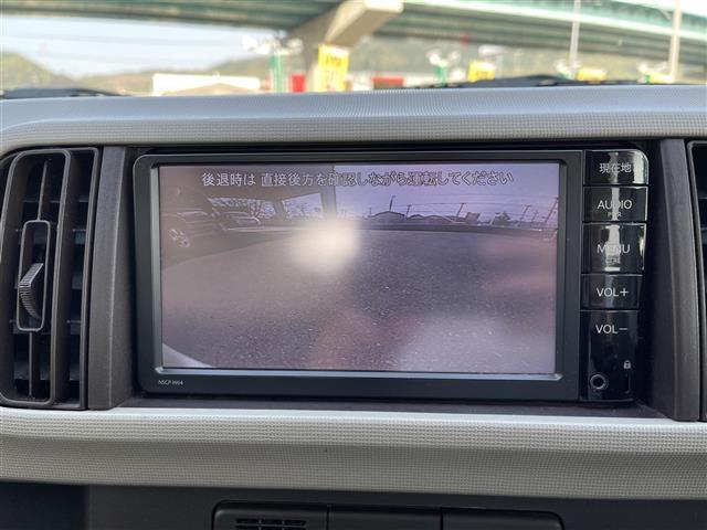 プラスハナ 純正SDナビ ワンセグTV バックモニター(4枚目)