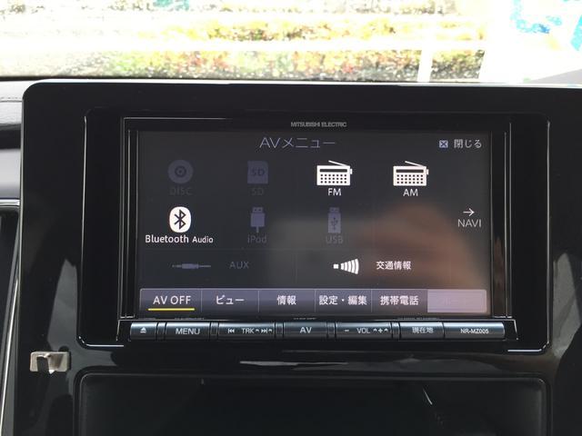 社外メモリナビ/CD/DVD/Bluetooth/バックカメラ/レーダークルーズコントロール/両側パワースライドドア/衝突軽減ブレーキ/オートブレーキホールド/ドライブレコーダー/シートヒーター(3枚目)