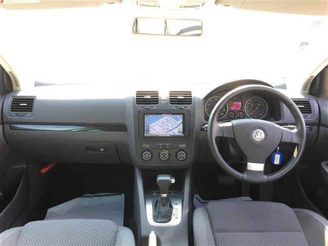 フォルクスワーゲン VW ゴルフ GT TSI ワンオーナー HDDナビ ETC フルセグTV