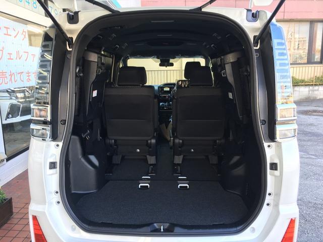 トヨタ ヴォクシー ZS煌 最新型 トヨタセーフティセンスC 特別仕様車7人乗り