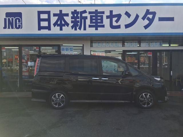 Si W×BII 特別仕様車 トヨタセーフティセンス7人乗り(3枚目)