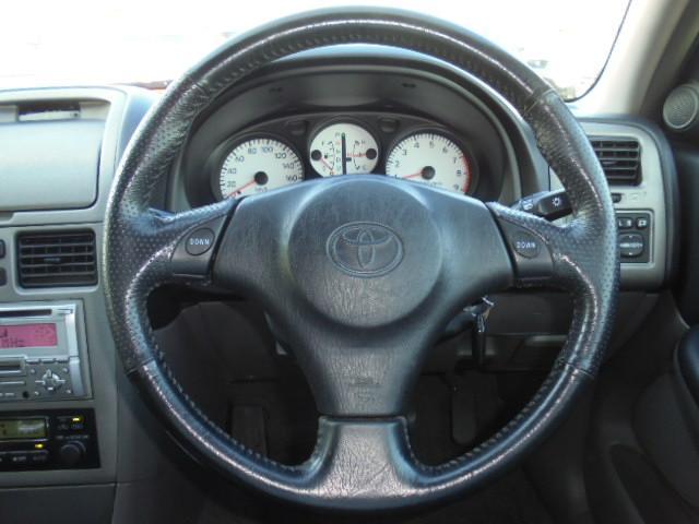 トヨタ カルディナ GT-T Sバージョン 4WD ステアシフト ディスチャージ