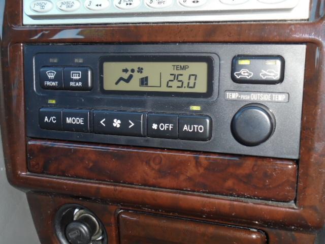トヨタ マークIIクオリス 2.2Four Jパッケージ キーレスキー ルーフレール