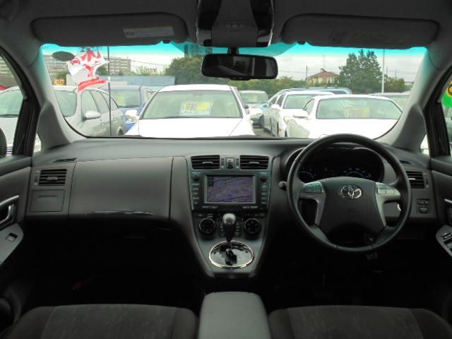 トヨタ マークXジオ 350G 純正フルエアロ 純正HDDナビ 地デジTV ETC