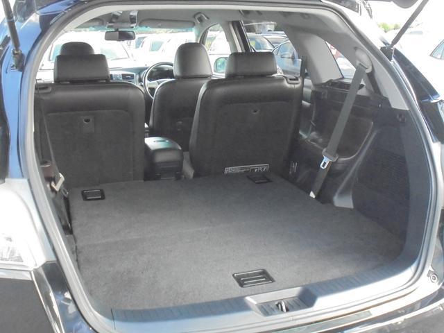 トヨタ マークXジオ 350G 本革 純正HDDナビ スマートキー TRDグリル