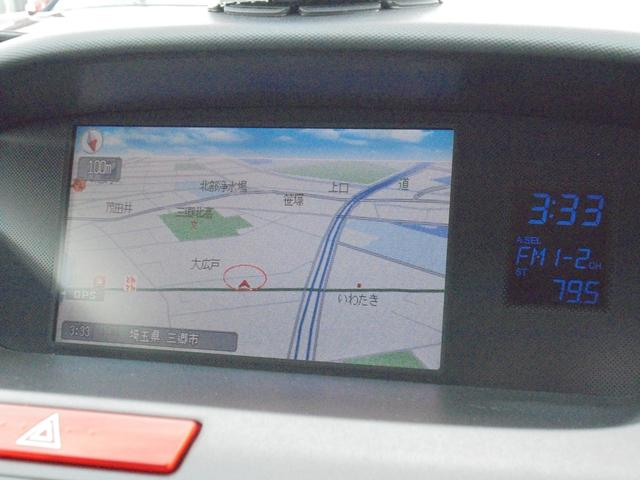 L 4WD 本革 モデューロフルエアロ HDDインターナビ(6枚目)