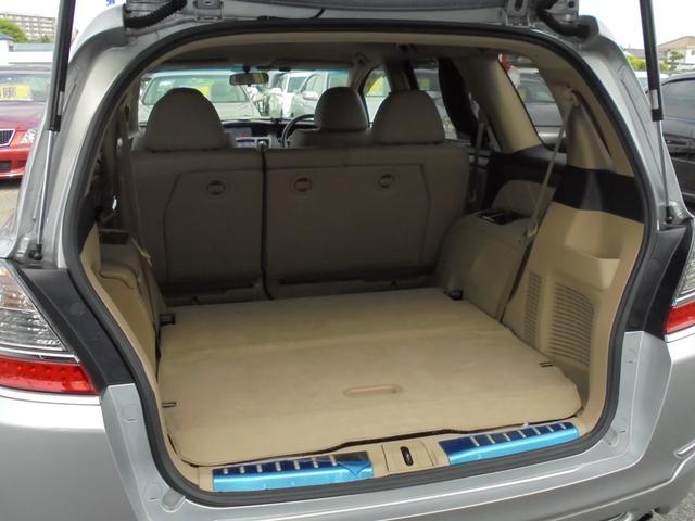 L 4WD 本革 モデューロフルエアロ HDDインターナビ(12枚目)