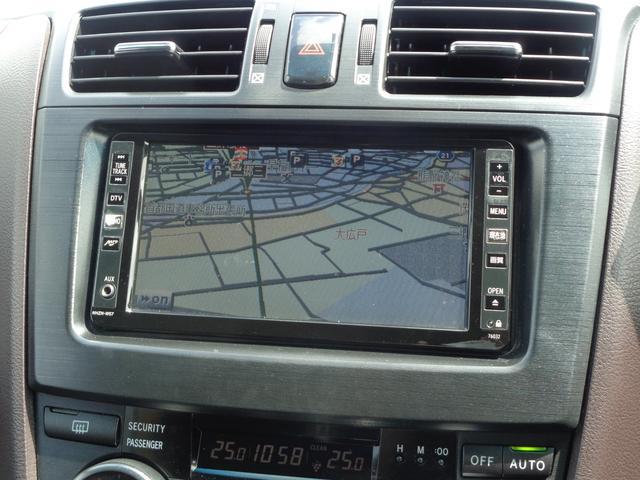 350G エアロツアラーS MODELLISTAフルエアロ&フロントグリル&4本出しマフラー 純正HDDナビゲーション フルセグTV バックカメラ スマートキー AFSディスチャージヘッドライト 純正コーナーセンサー 純正アルミ(5枚目)