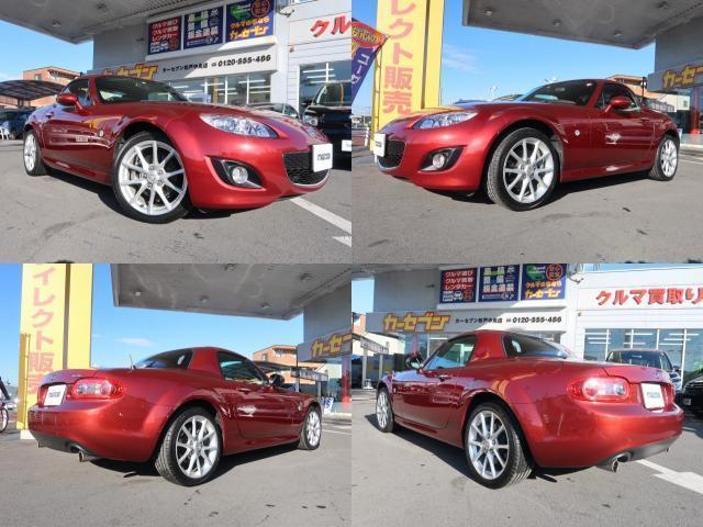 「マツダ」「ロードスター」「オープンカー」「千葉県」の中古車2