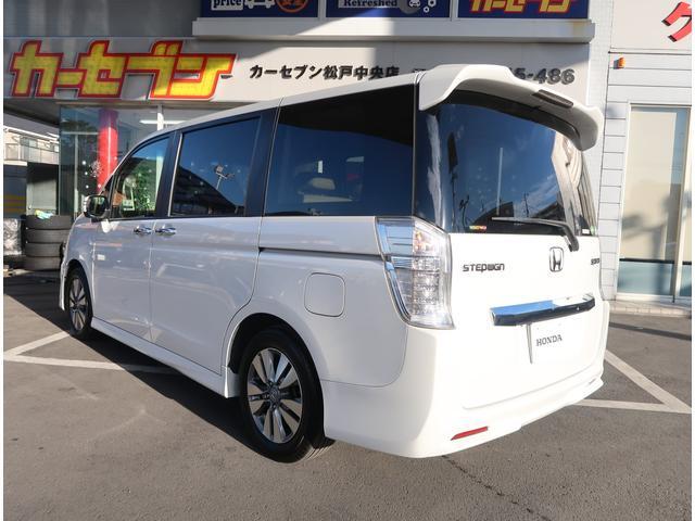 「ホンダ」「ステップワゴンスパーダ」「ミニバン・ワンボックス」「千葉県」の中古車5