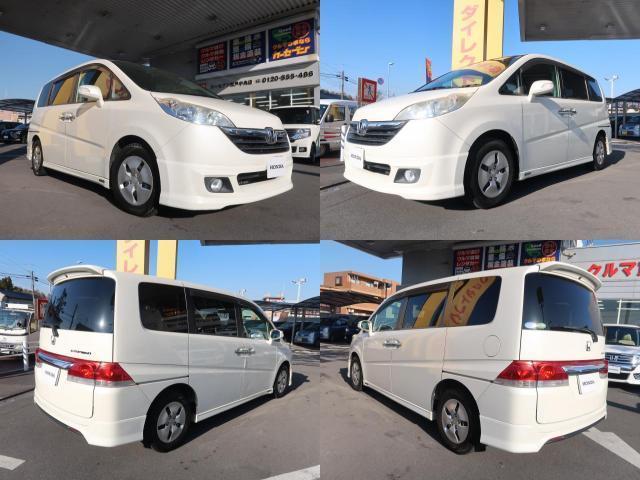 「ホンダ」「ステップワゴン」「ミニバン・ワンボックス」「千葉県」の中古車2