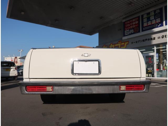 「シボレー」「シボレー エルカミーノ」「SUV・クロカン」「千葉県」の中古車8