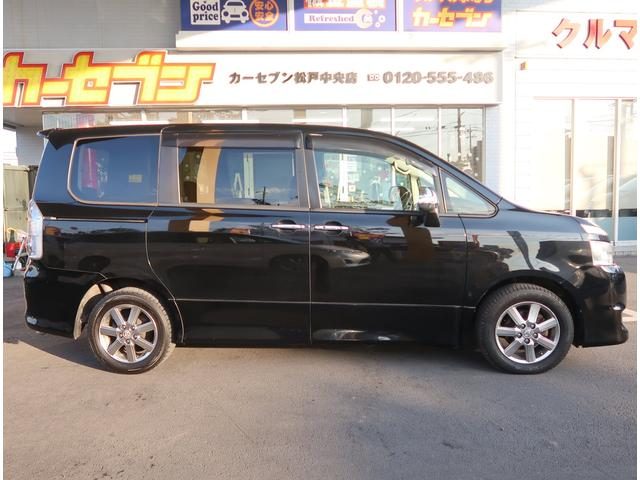 「トヨタ」「ヴォクシー」「ミニバン・ワンボックス」「千葉県」の中古車6