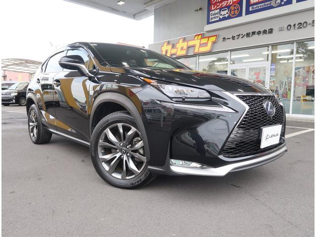 「レクサス」「NX」「SUV・クロカン」「千葉県」の中古車21