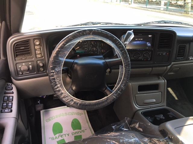 「シボレー」「シボレー サバーバン」「SUV・クロカン」「東京都」の中古車16