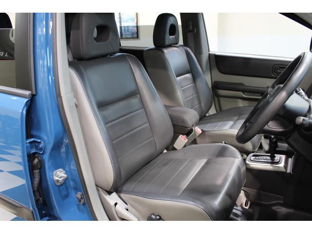 日産 エクストレイル S NEWペイントボディ AMJリフトアップカスタム